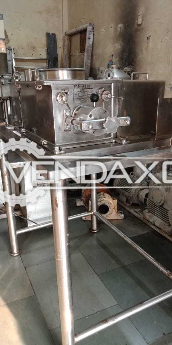 Rapid Mixing Granulator - GMP Model