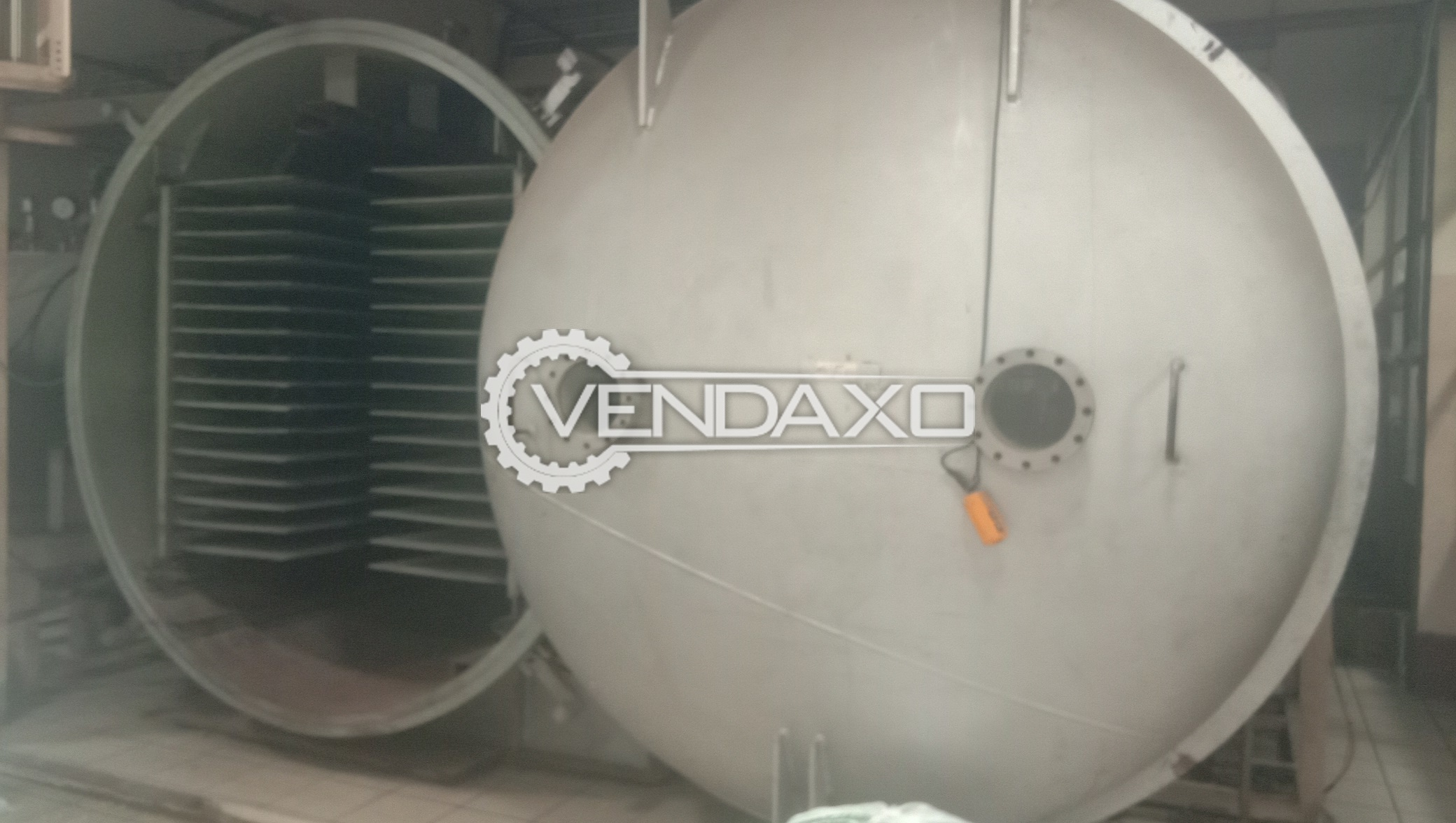 Freeze Drying Machinery Plant -  750 to 1200 Kg