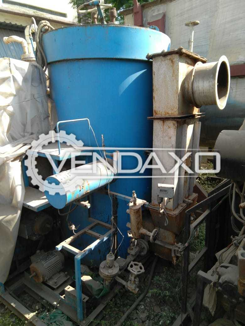 Oil Fired Boiler - 800 KG