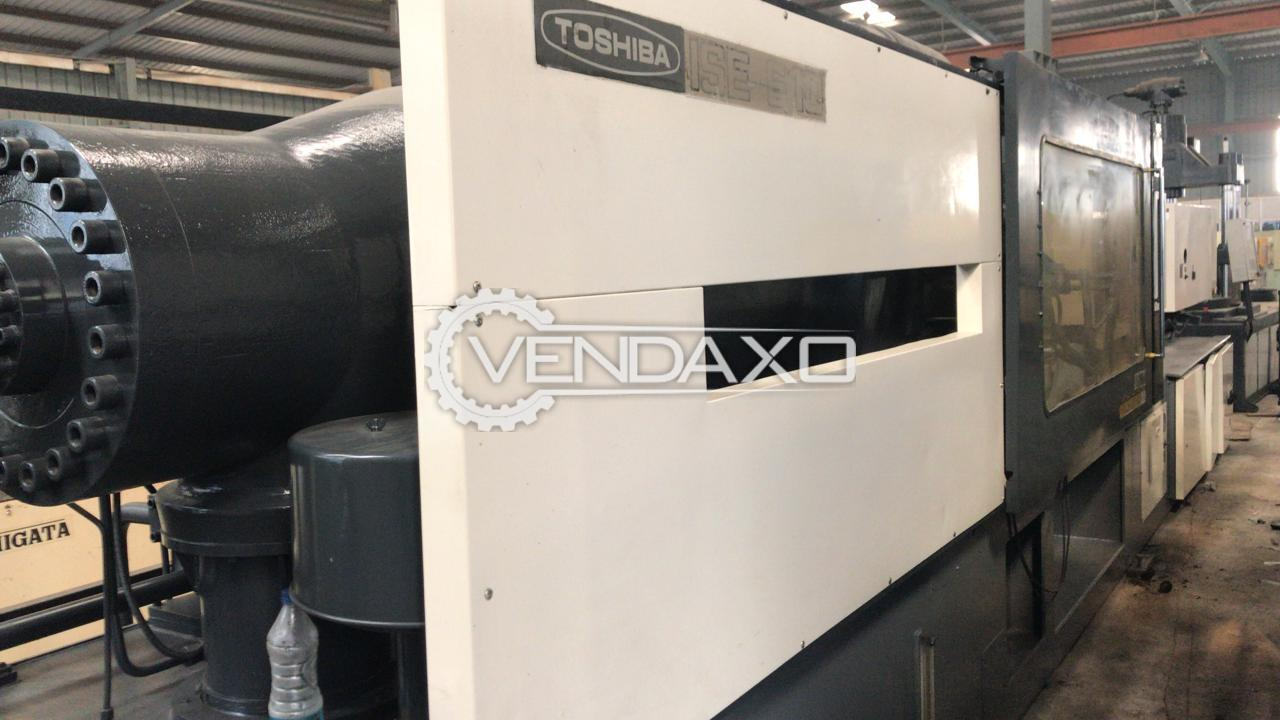 Toshiba Plastic Injection Moulding Machine - 610 Ton