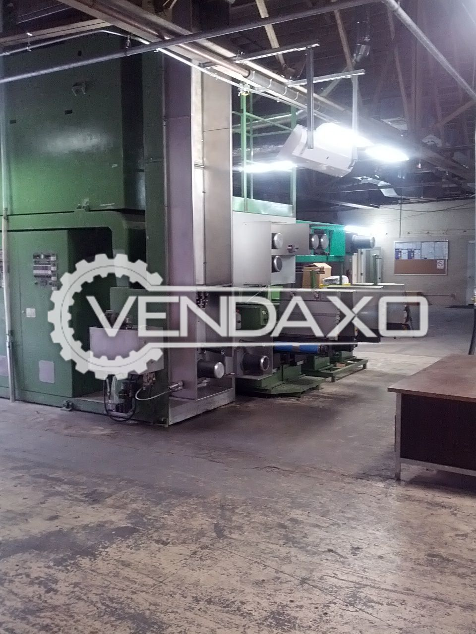 Available For Sale STP Extrusion Line