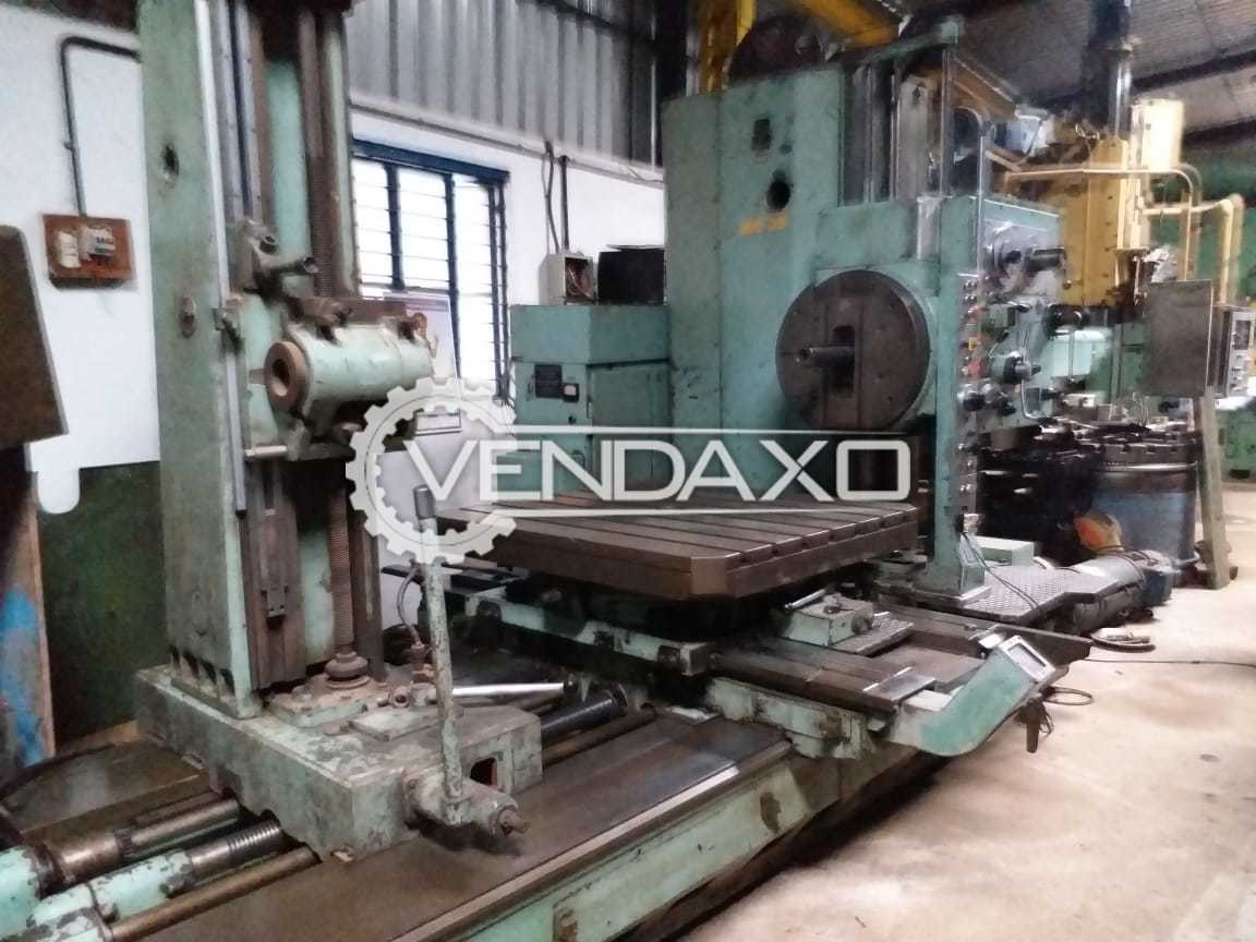 STANKO Horizontal Boring Machine - Spindle Size - 90 mm