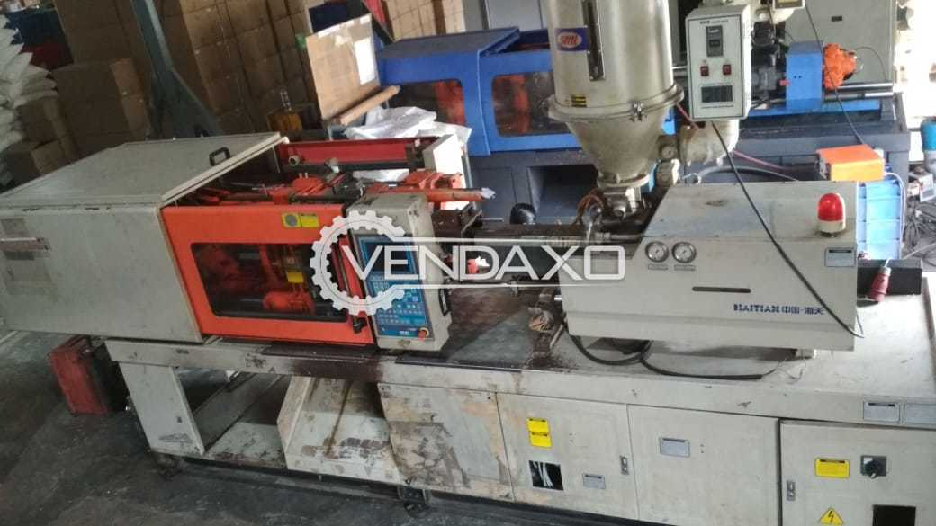 HAITIAN HTF-86X Injection Moulding Machine - 86 Ton