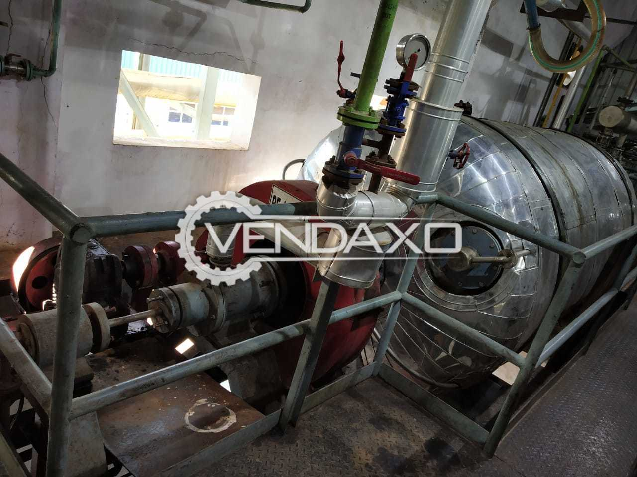 2 Set Of Used Extractor - 8 KL & 12 KL
