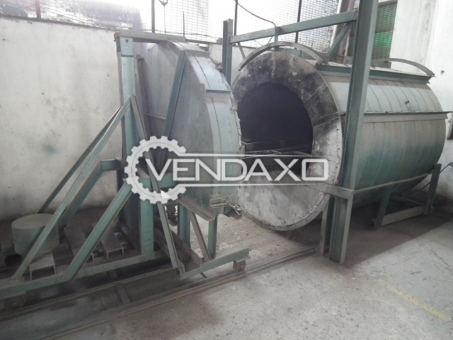 Available For Sale fully Aluminium Foundry - 200 kg