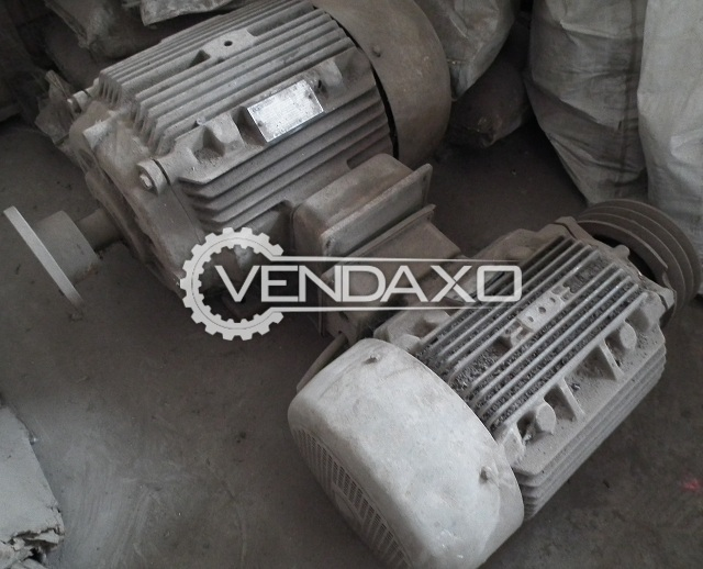 Availalbe For Sale Electric Motor - 16 to 18 HP