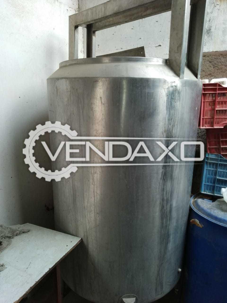 China Make Liquid Egg/Milk/Juice Processing Plant - 350 Liter Per Hour
