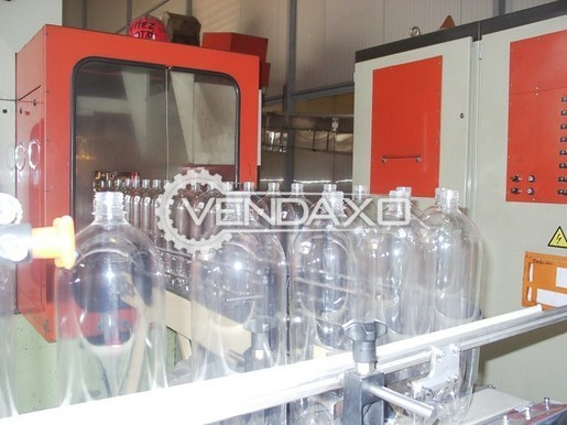 Battenfeld Automatic Bottling Plant - 0.5 to 1.5 Liter