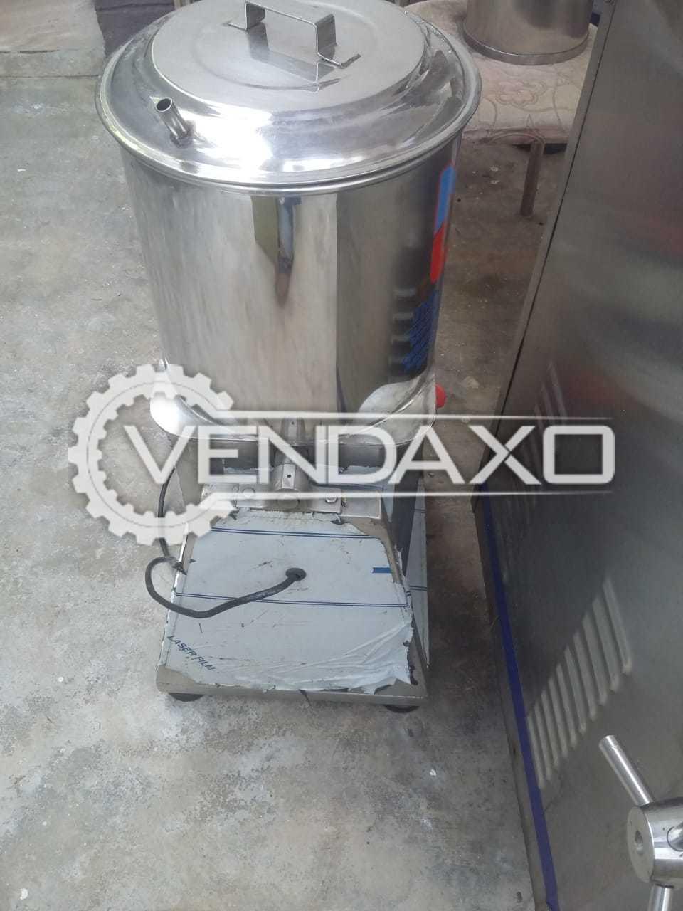 Mango Juice Machinery Plant - 300 Liter