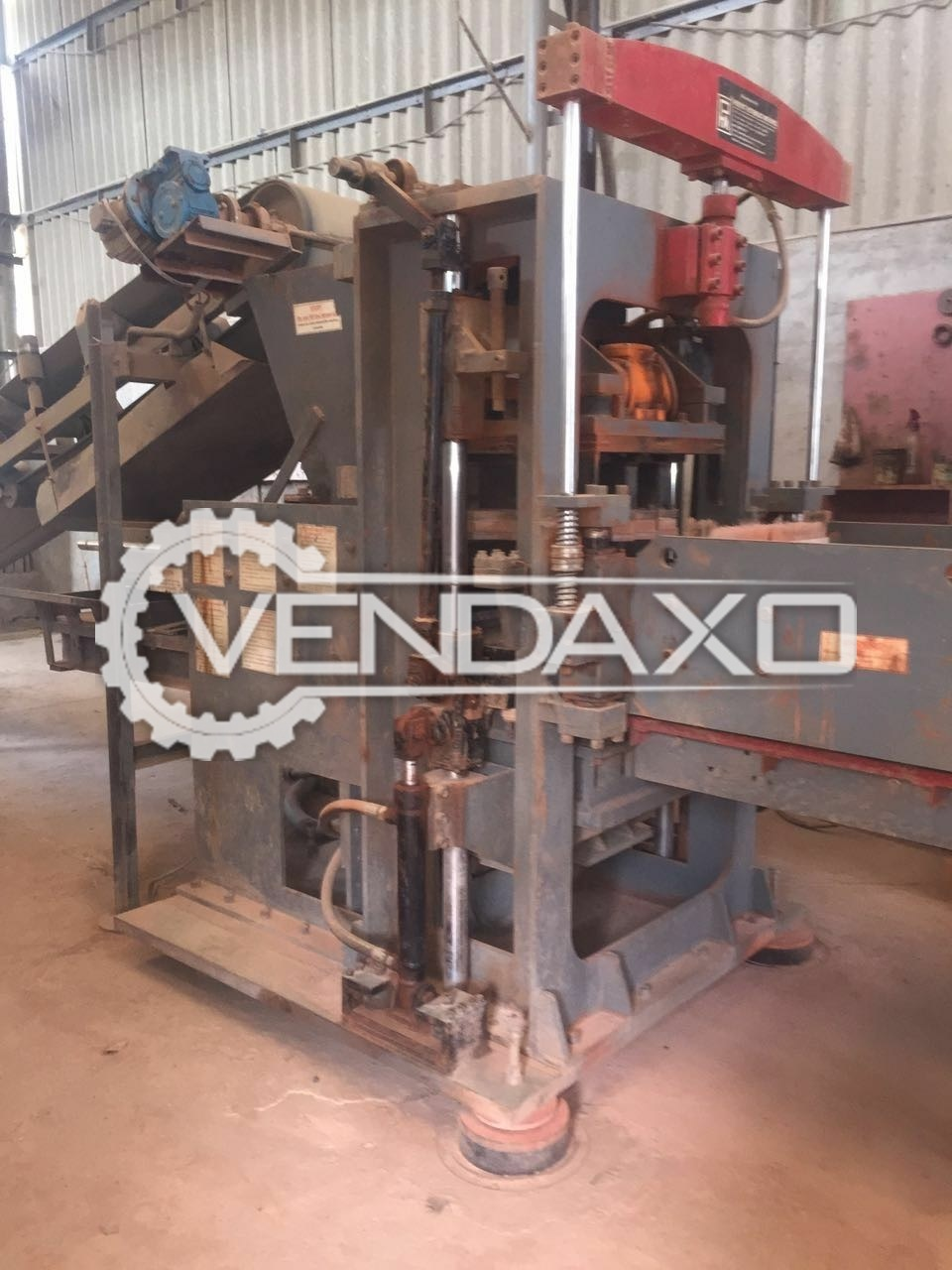 Performa PHM 06 Vibro Construction Plant - 80 mm