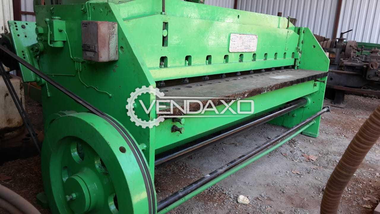 Rolex Shearing Machine - 2500 x 5 mm