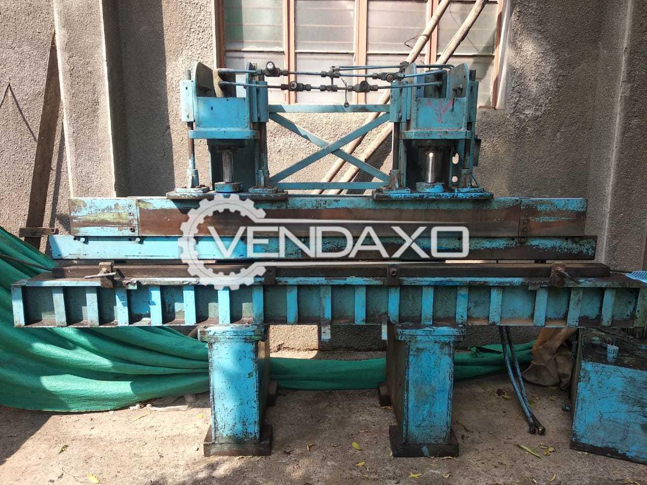 Hydraulic Bending Machine - 8 Feet x 2 mm