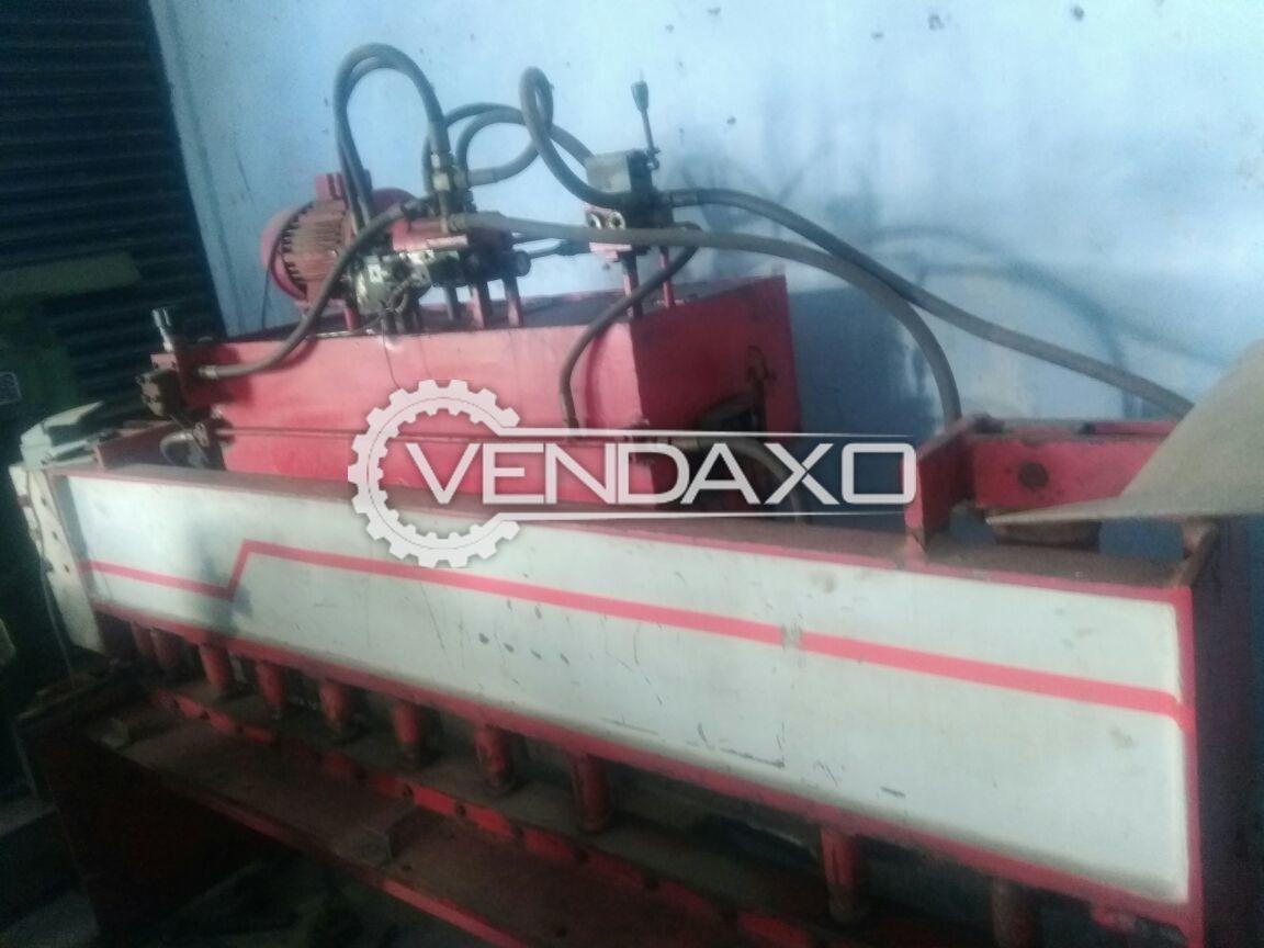 Shearing machine 2