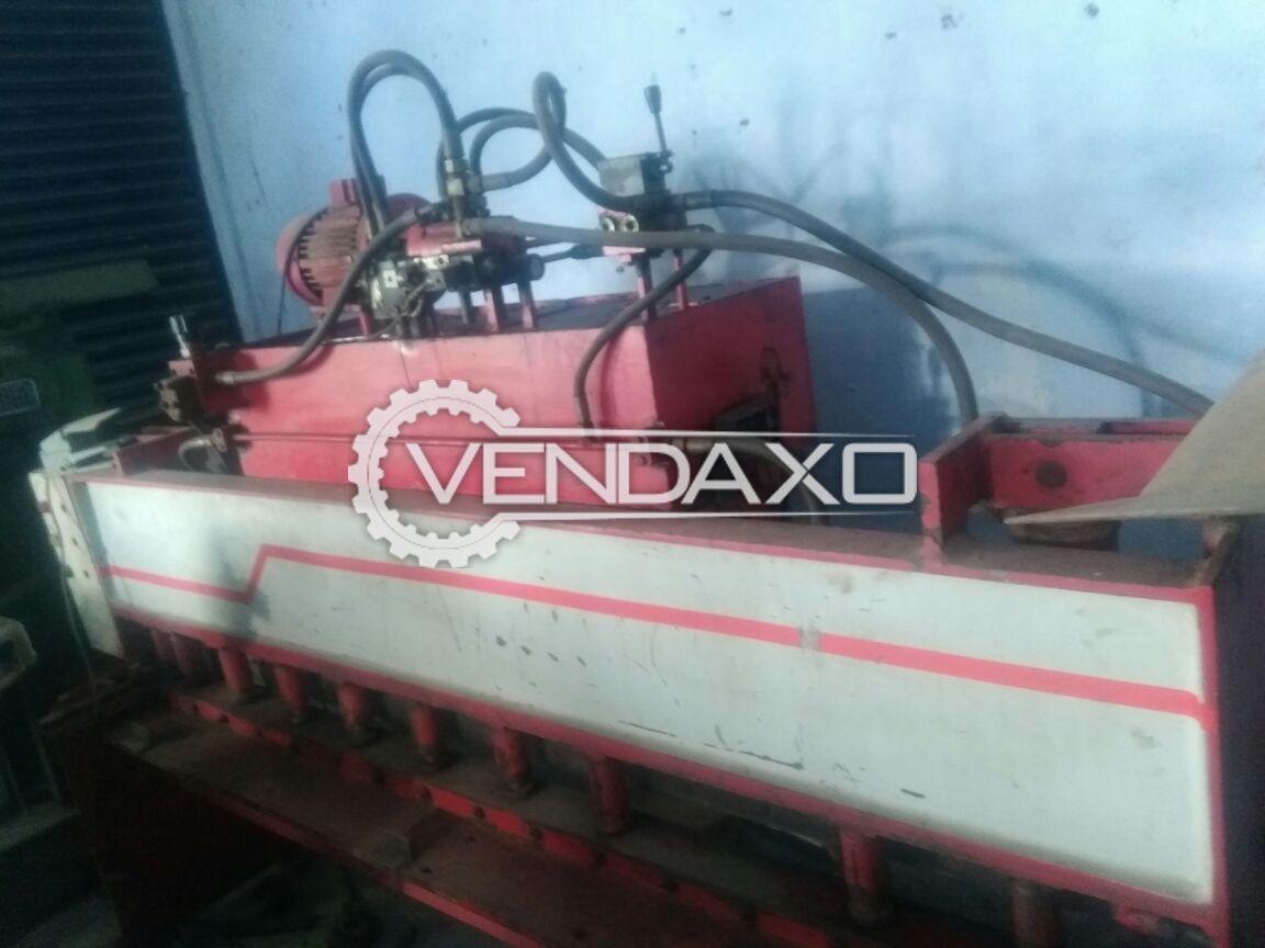 Shearing machine 5