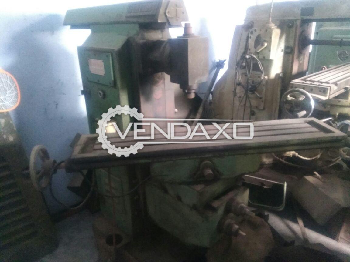 Milling machine size no 2 4