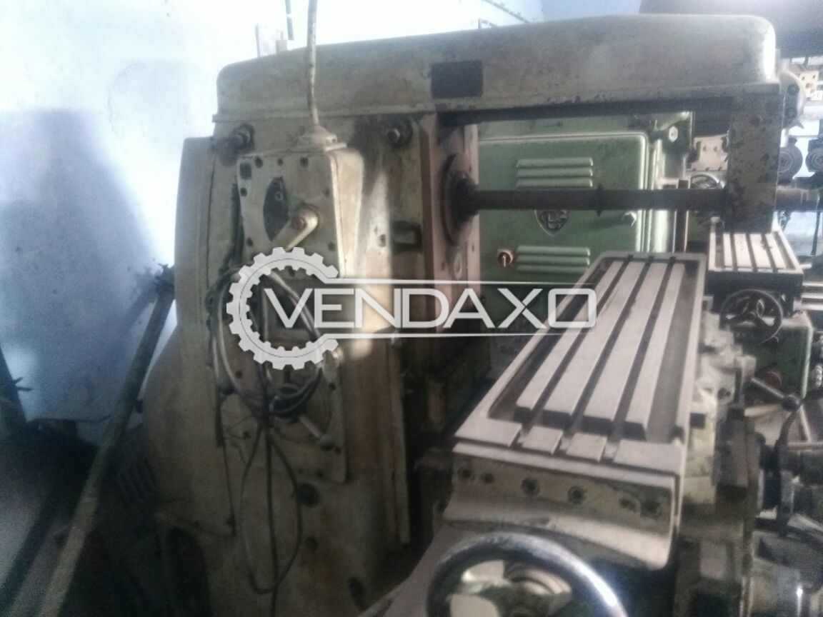Horizontal milling machine 2