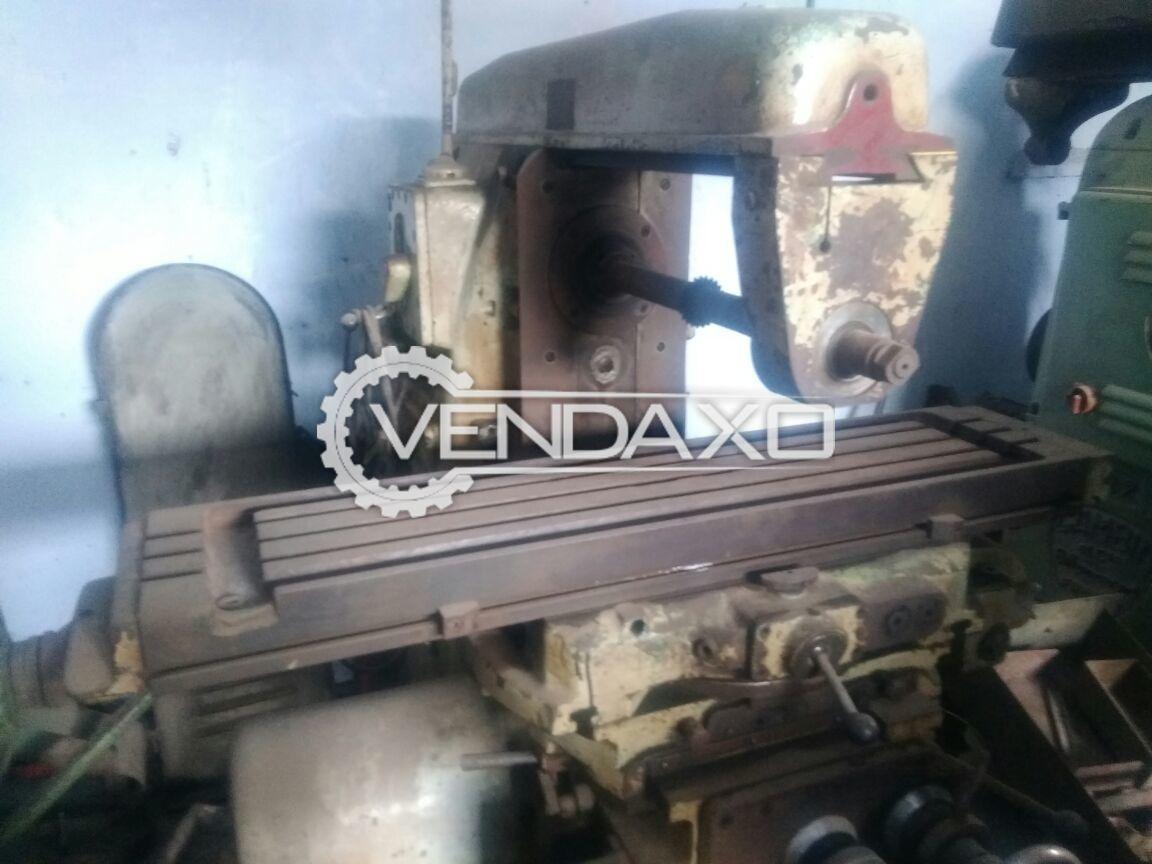 Horizontal milling machine 3