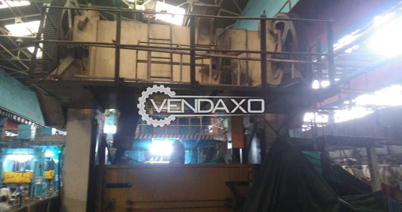Pressmaster Mechanical Press - 2500 x 1400 mm