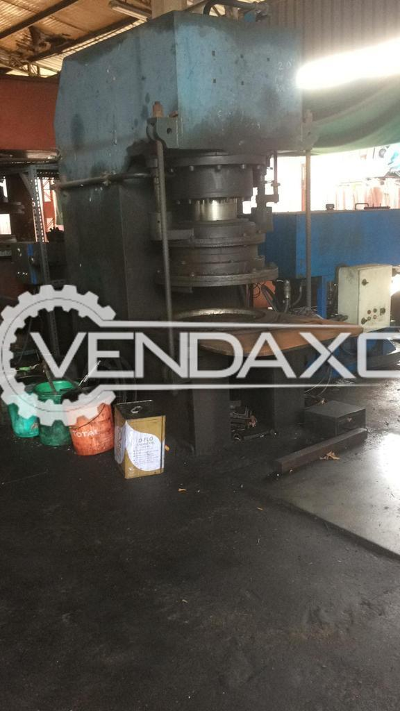 Hydraulic Press - 100 Ton