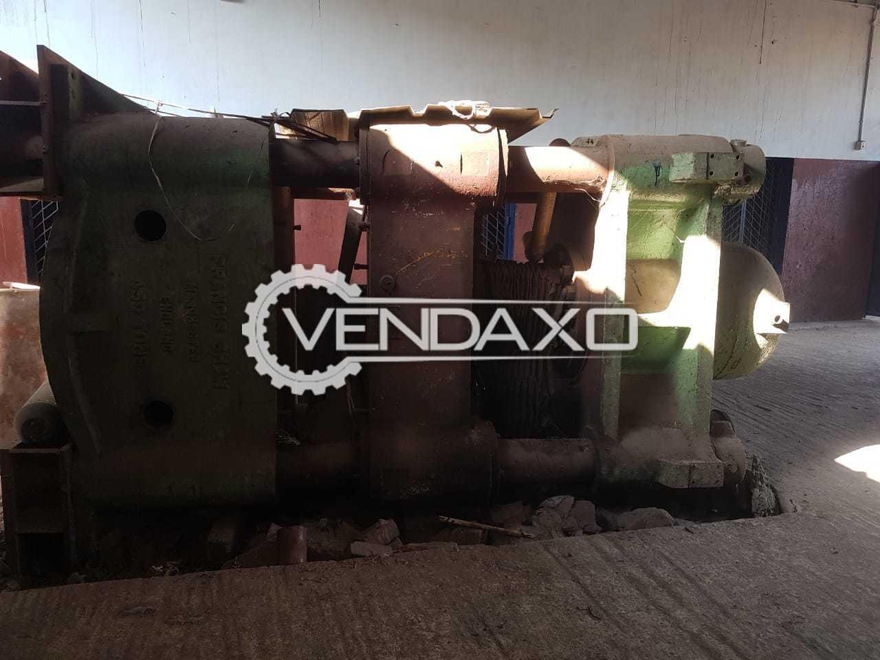 England Make Hydraulic Press - 450 Ton
