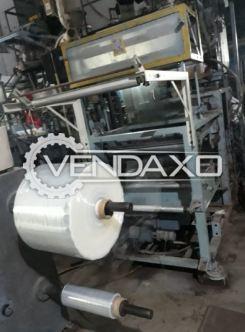 Windsor 750 PP TQ Mono Layer Film Plant - Width - 27 Inch