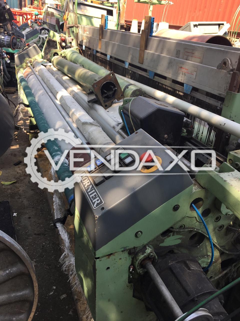 Dornier HTV4/SD Rapier Loom Machine - Width - 220 CM