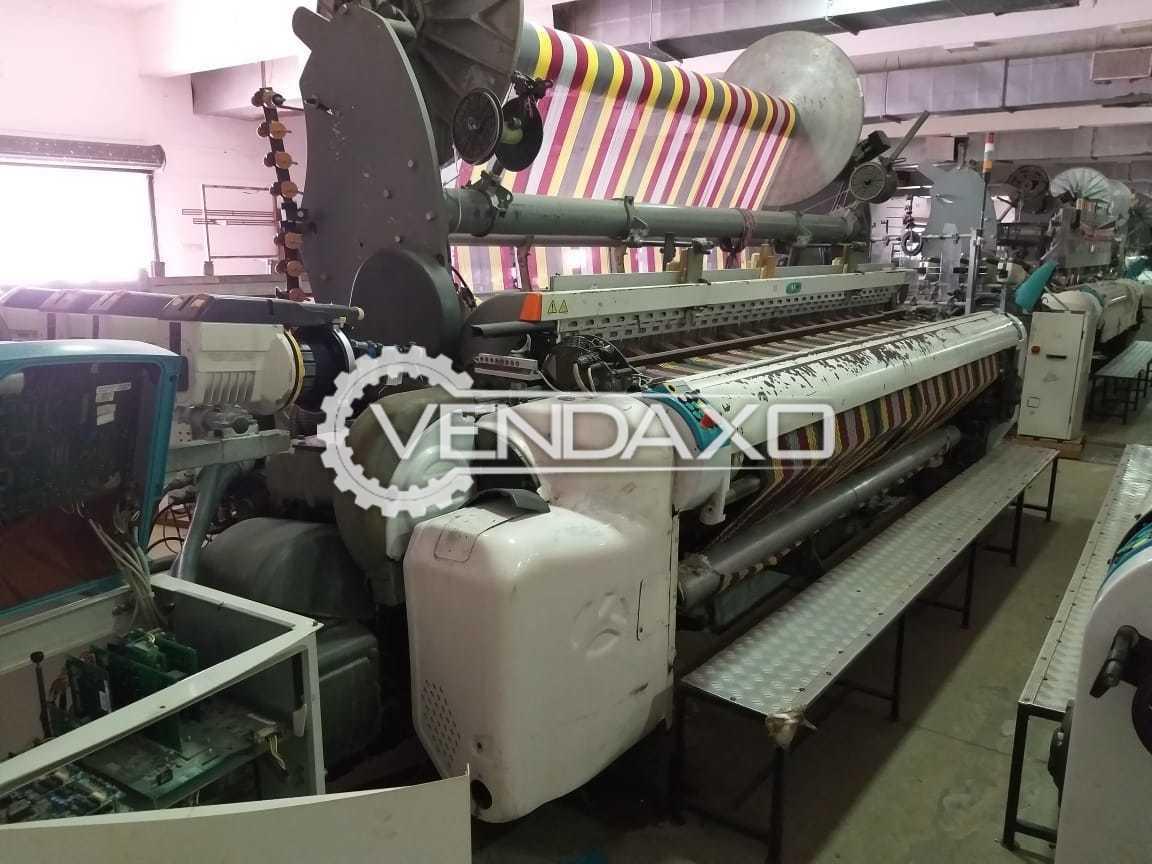 Vamatex Leonardo Loom Machine - 300 CM, 2005 Model