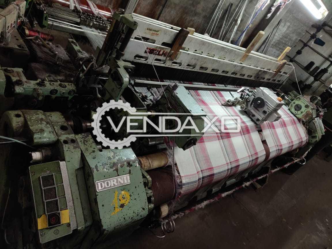 Dornier GTN Loom Machine - Width - 190 CM With Staubli Dobby 2232
