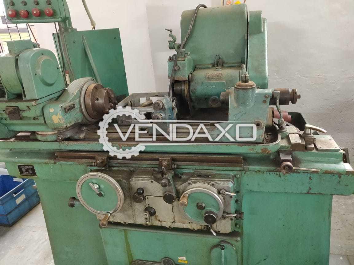 Jones & Shipman ID and OD Grinding Machine - 600 mm