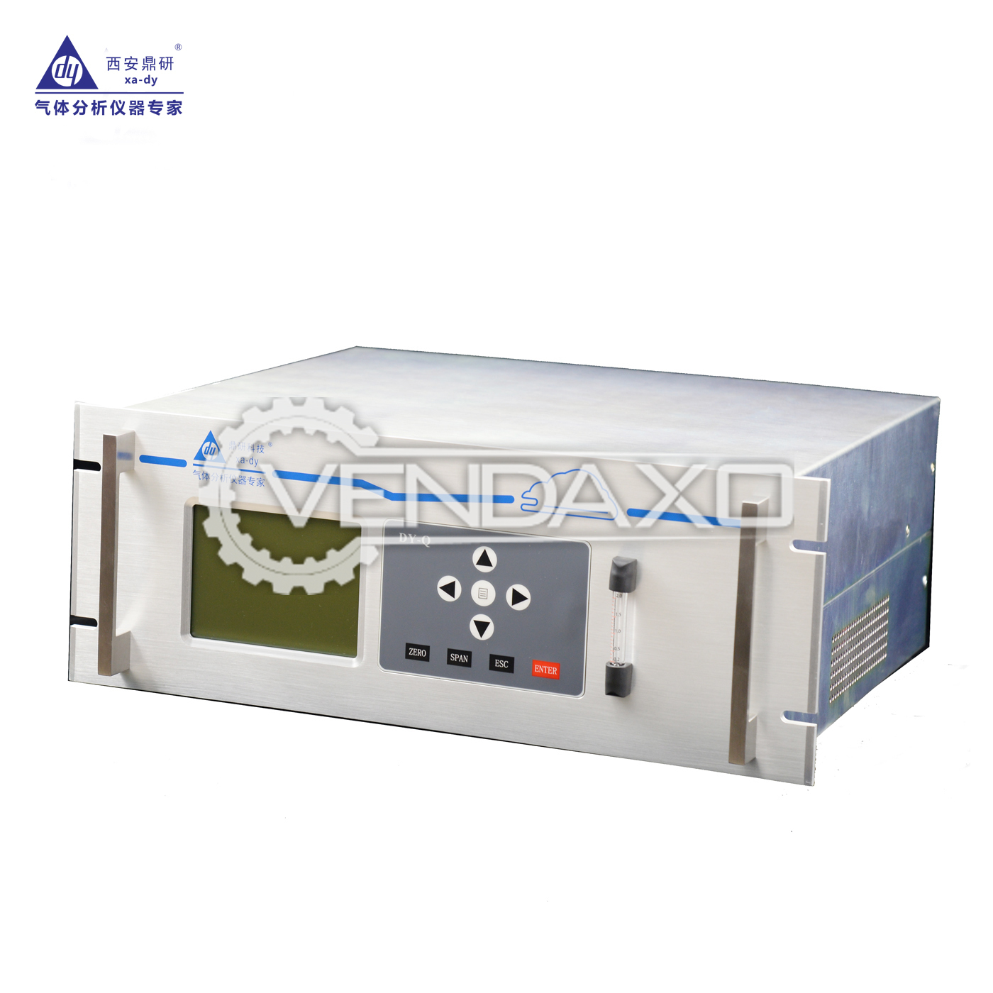 DY - Q3 Infrared Gas Analyzer - 600 x 500 x 280 mm