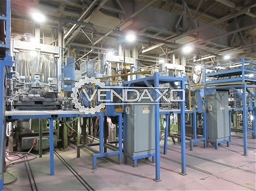 Available For Sale Low Pressure Casting Line