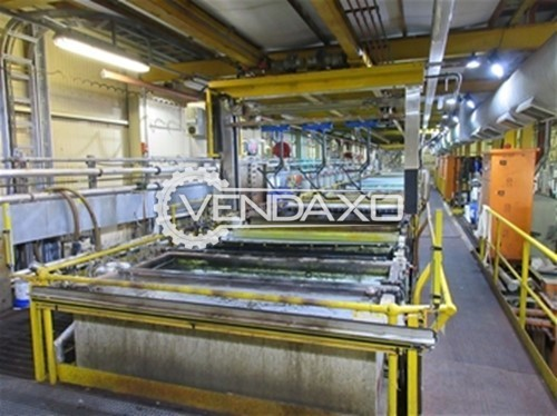 Automated Chrome Plating Line