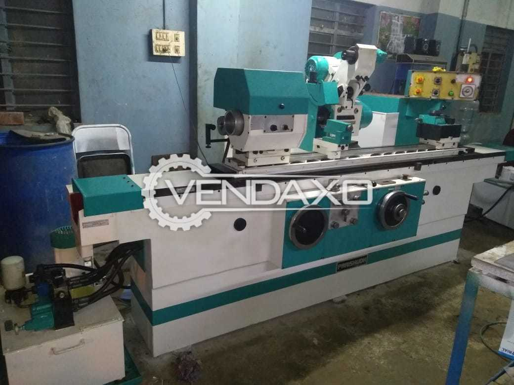Fully Automatic Parishudh ID and OD Cylindrical Grinding Machine - Diameter - 350 X 1200 mm
