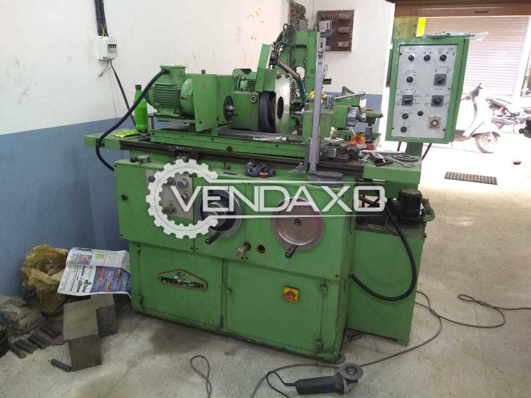 Parishudh Cylindrical Grinding Machine - 450 X 130 mm