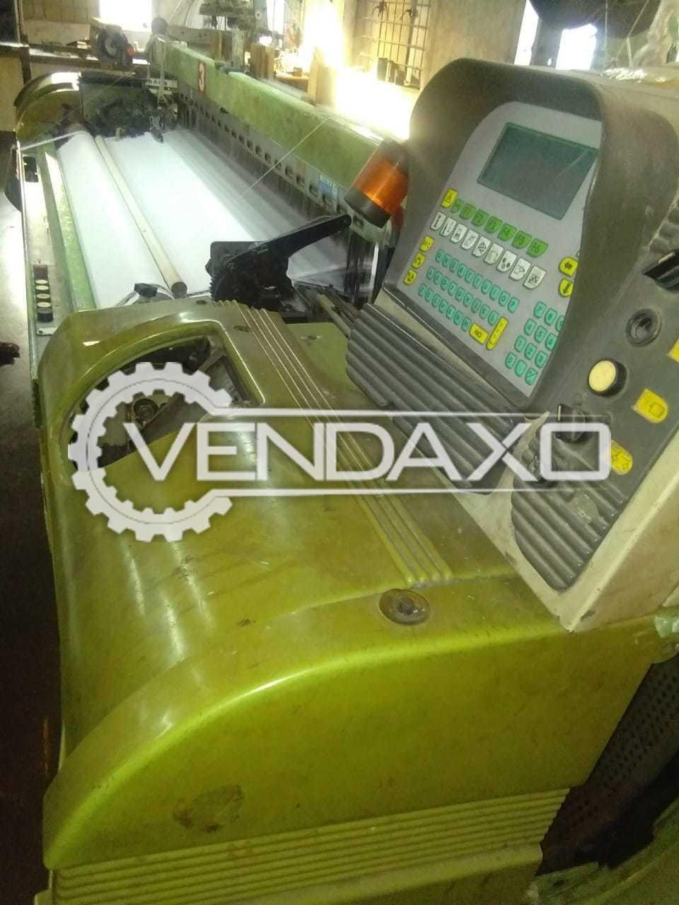 Somet Thema Excel Loom Machine - Width - 210 CM, 2004 Model