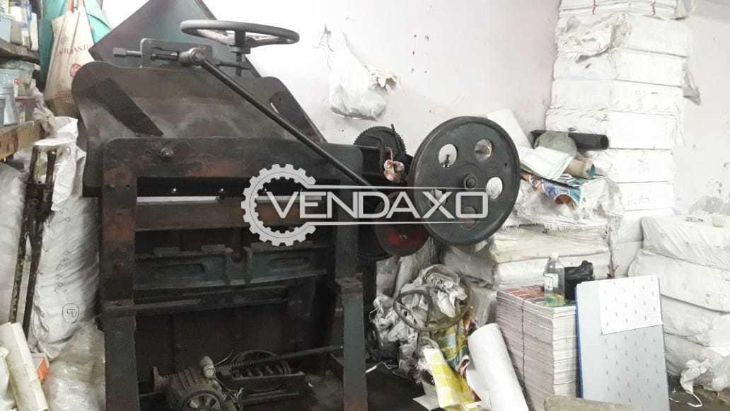 Printing Machine - Size - 32 Inch