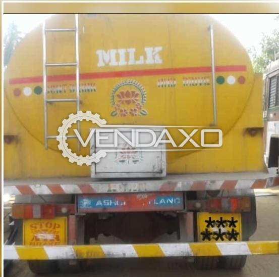 2 Set Of Milk Storage Tank - 9 KL