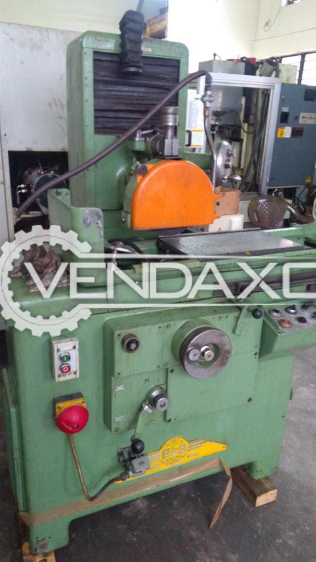 ELB Surface Grinder Machine - 550 x 250 mm