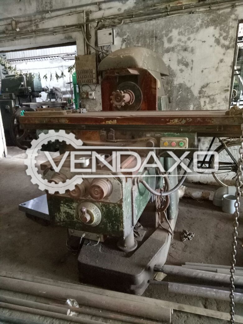 Milling machine size no  4  2