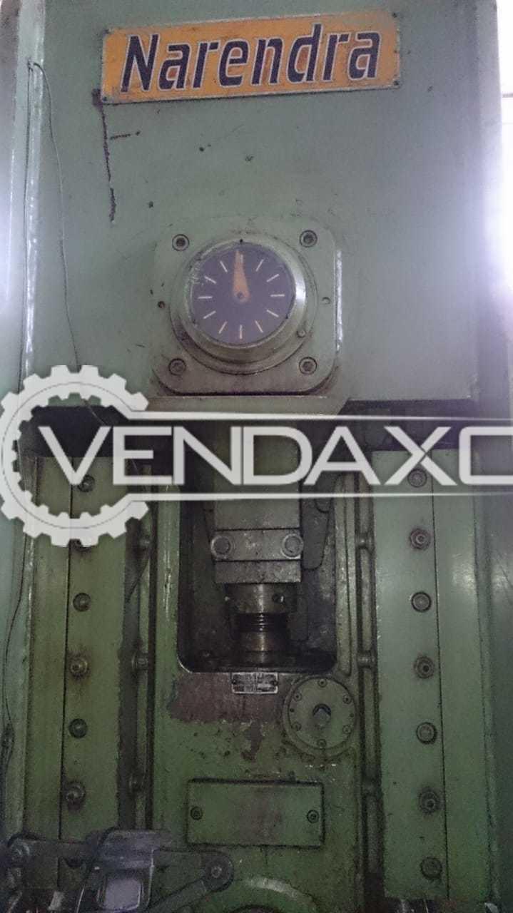 Narendra NRX-63 Make Power Press - 63 Ton