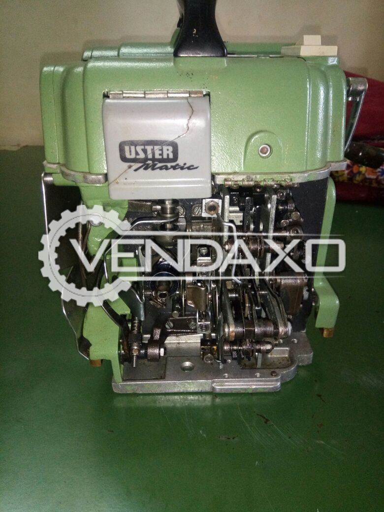 Uster Matic Knotting Machine - 82 Inch