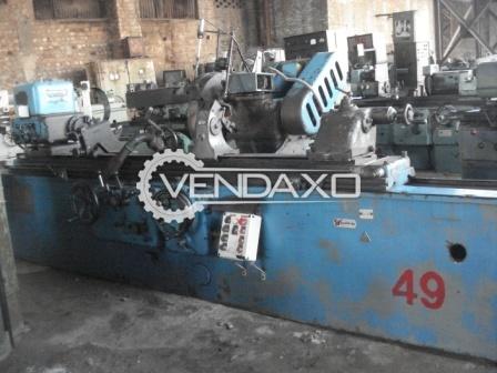TOS BHU 350 X 2000 Cylindrical Grinder Machine - Wheel Diameter - 450 X 60 MM