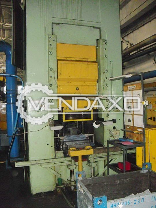Hot Forging Press - 400 Ton