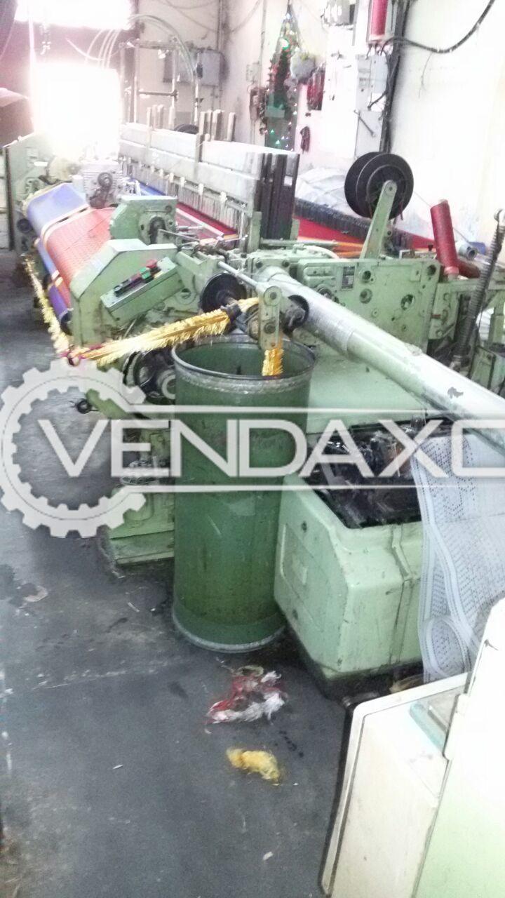 8 Set OF Dornier Loom Machine - Width - 240 CM