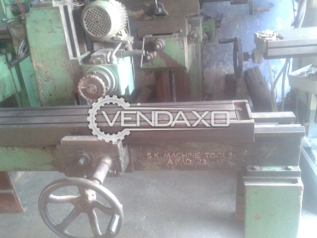Milling machine rajkot