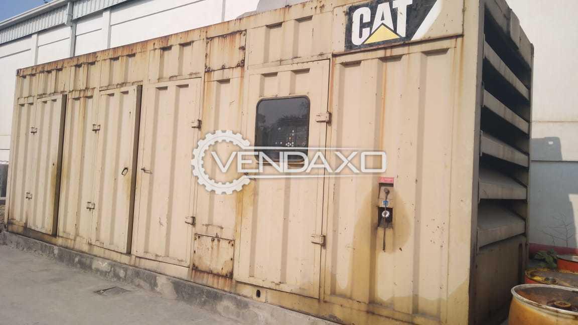 Caterpillar Diesel Generator - 725 Kva