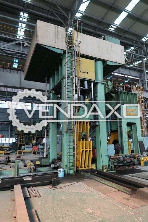 Seokwang Make Calibration Power Press - 3500 Ton