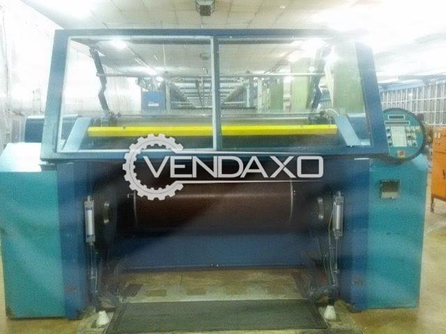 Benninger Ben Direct Warper Machine - Width - 160 CM