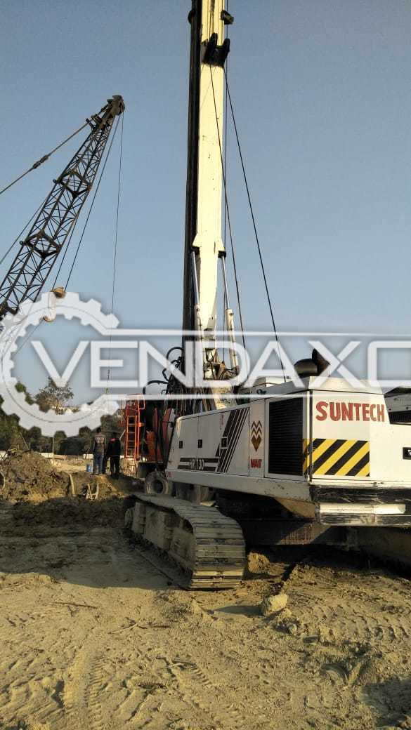 Used MAIT HR-130 HYDRAULIC PILING RIG for Sale at Best
