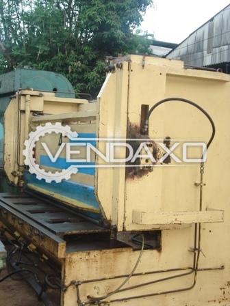 WMW Make Shearing Machine - 2500 X 12 mm